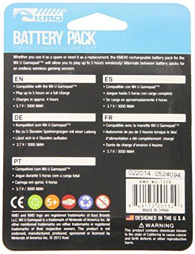 Bestselling Wii U Batteries & Chargers