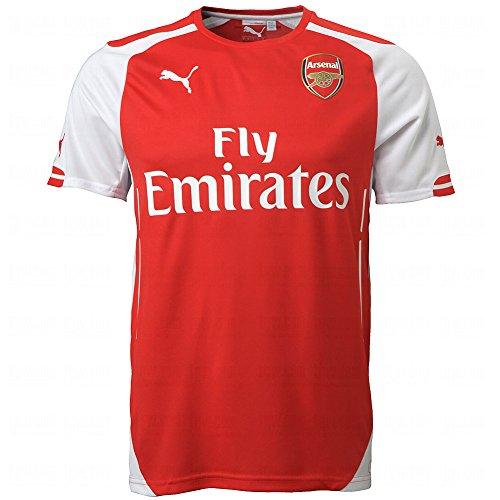 Puma Arsenal Home Jersey 2014/2015 (S)