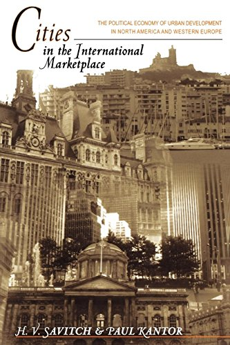 Best-selling Cities the International Marketplace: The Political Economy Urban Development North America and Western Europe