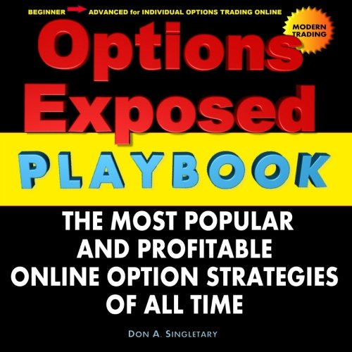 Options Exposed PlayBook: The Most Popular and Profitable Strategies of All Time