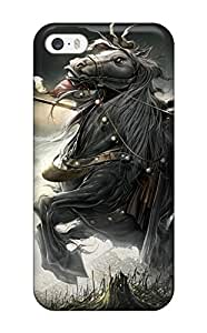 Excellent Iphone 5/5s Case Tpu Cover Back Skin Protector Lineage The Cross Rancor