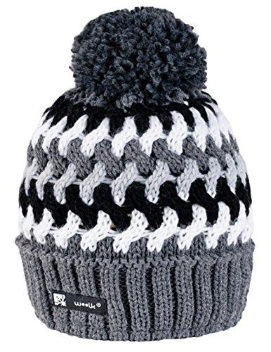 Kinder Beanie Mütze Mädchen Jungen Jugendliche Wurm Winter Cookies Style HAT HATS SKI Snowboard ... (5-14 Jahre, Cookie 37)