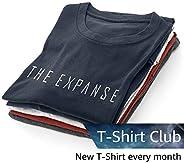 The Expanse T-Shirt Club Subscription – Men – Large