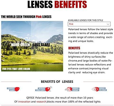 YANQIUYU TPEE Rubber Flexible Kids Child shade Mirrored Lens Polarized Wayfarer Sunglasses Age 3-7,UV Protection
