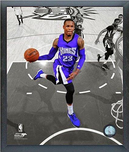 Ben McLemore Sacramento Kings Nbaスポットライトアクション写真(サイズ: 12 cm x 15 cm )フレーム   B017HQIHT0