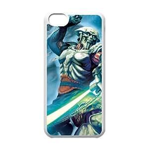 Street Fighter Tekken iPhone 5c Cell Phone Case White xlb2-121745