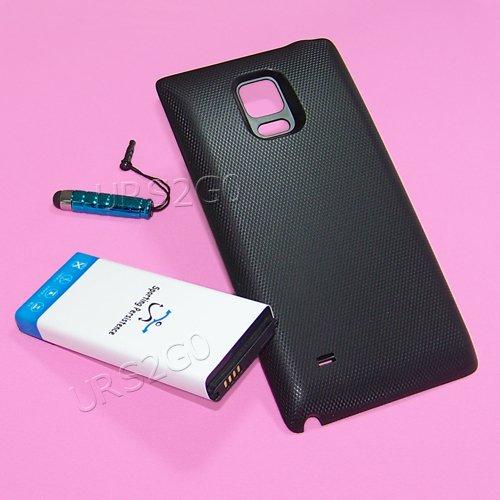 100% authentic 1da70 1a0cc Amazon.com: [Note Edge Extended Battery] High Capacity 9100mAh 3.85V ...
