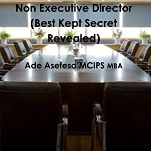 Non Executive Director Audiobook