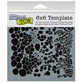 Crafters Workshop Template, 6 by 6-Inch, Cell Theory