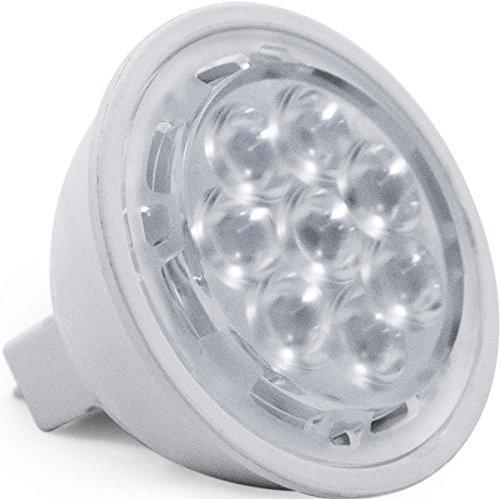Mr16 Led Equivalent: SELS LED MR16 75-Watt Equivalent Spotlight LED Bulb, Soft