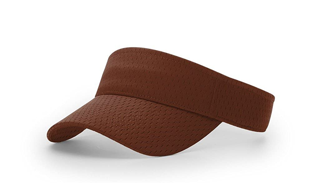 Richardson 740 PRO MESH BLANK OSFA SUN VISOR ADJUSTABLE CAP