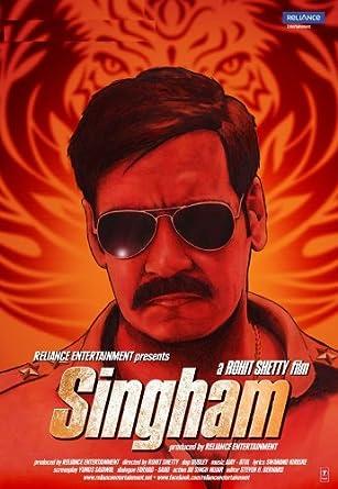 Hindi Movie Singham Full Movie Part 1