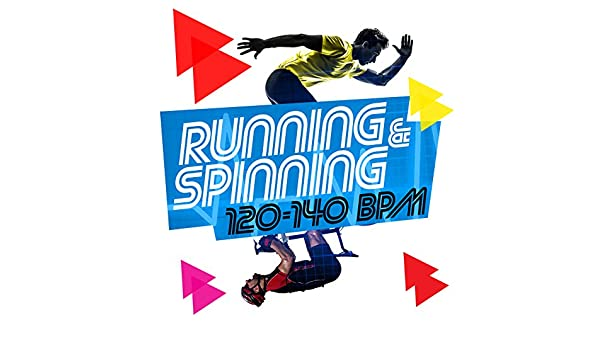 Running & Spinning Tracks (120-140 BPM) de Running Workout Music ...