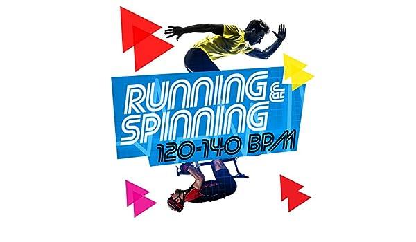 Running & Spinning Tracks (120-140 BPM) de Running Workout Music ...