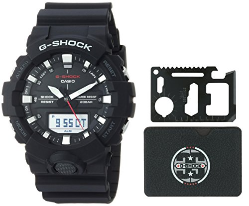Limited Edition 35th Anniversary G-Shock Giftset, GA-800-1AANV