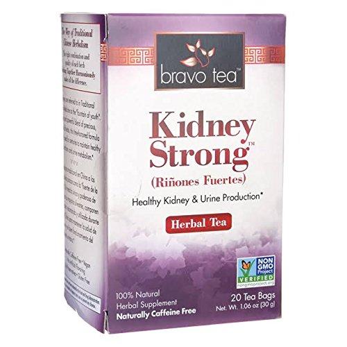 Bravo Teas Kidney Strong, 1 Ounce (Kidney Fortifier Herb Tea)