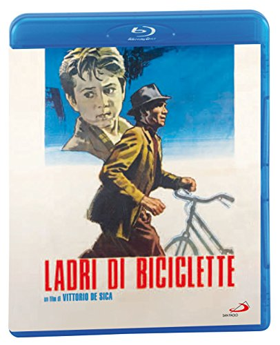 The Bicycle Thief (1948) ( Ladri di biciclette ) ( The Bicycle Thieves ) [ NON-USA FORMAT, Blu-Ray, Reg.B Import - Italy ]