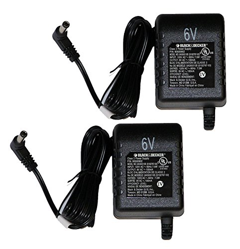 Black & Decker PD600 Replacement (2 Pack) Battery Charger...