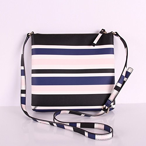 Rima Leather Kate Spade Way Laurel Bag York Multi Crossbody New qTp7wYt