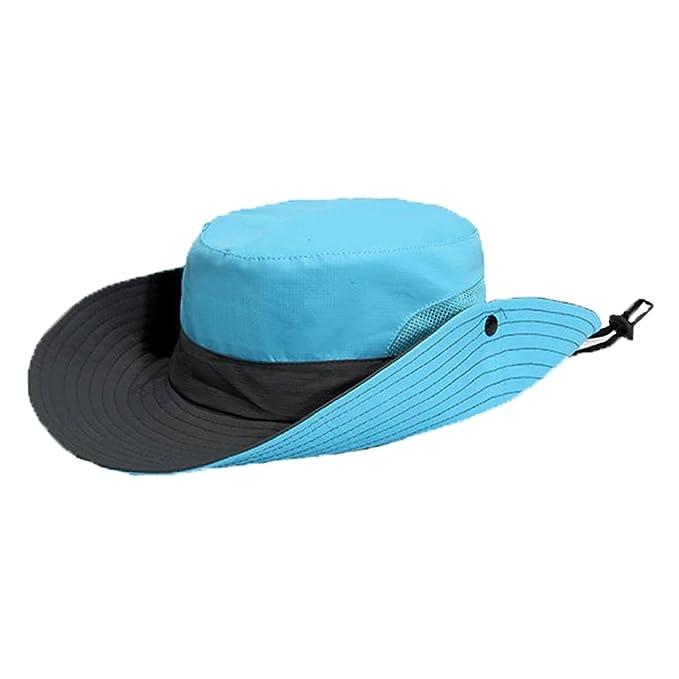 e6fddb53 DIY Women Summer Foldable Mesh Breathable Anti-UV Hiking Hat Outdoor Travel Sunscreen  Bucket Hat