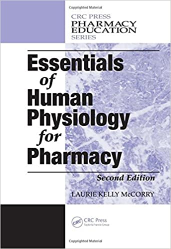 Essentials of human physiology for pharmacy second edition essentials of human physiology for pharmacy second edition pharmacy education series 9781420043907 medicine health science books amazon fandeluxe Images