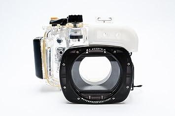 D & D NB Pro - Carcasa sumergible para Canon PowerShot G16 ...