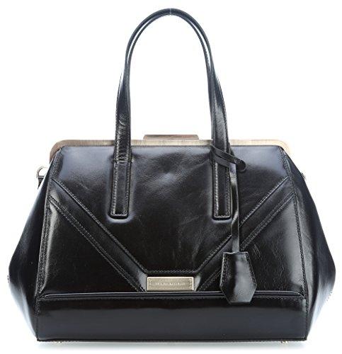 Picard Chevron Handtasche black_black x