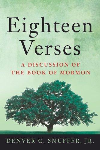 Download Eighteen Verses PDF