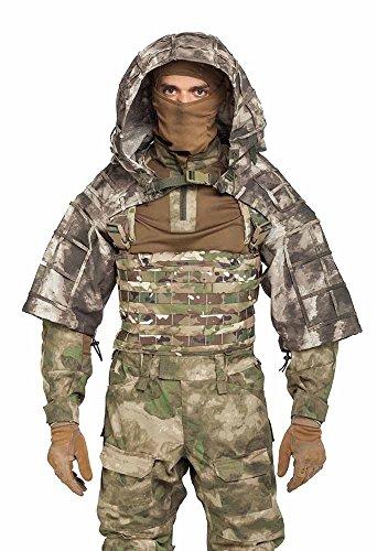 c630c80e2d0 Jual Gearcraft Ghillie Suit Russian Sniper Coats Viper Hoods ...