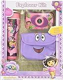 Sakar Nickelodeon Dora The Explorer Camera Kit (26067)