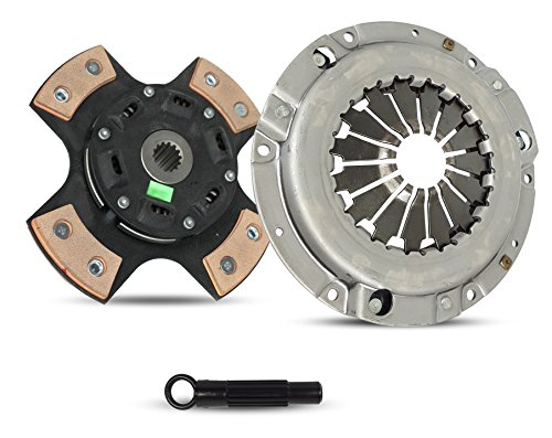- Clutch Kit Works With Chevrolet Cavalier Malibu Pontiac Grand Am Sunfire Ls Rs Z24 Base Gt Se Lx 1995-1999 2.3L L4 2.4L L4 GAS DOHC Naturally Aspirated (4-Puck Clutch Disc Stage 2; 1995 2.3L Quad4)