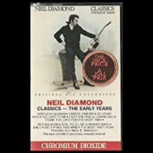 Neil Diamond: Classics The Early Years Cassette NM Canada Columbia WPCT-38792