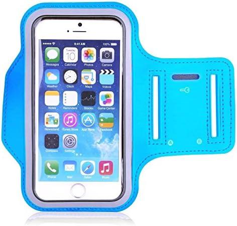 [해외]DORTZ Cell Phone Armband Case Blue / DORTZ Cell Phone Armband Case Blue