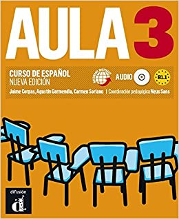 Aula 3. Nueva edicion. Libro del alumno + CD (Spanish ...