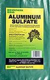 Southern Ag Aluminum Sulfate (Acidifies Soil, Hydrangeas, Azalea, Gardenia), 5 LB