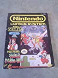 Nintendo Comics System No. 2 Super Mario Bros., The Legend of Zelda; Captain N the Game Master (Volume One)