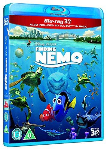Finding Nemo Blu ray Region Free
