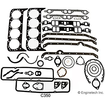 Amazon Com Fel Pro 260 1000 Small Block Chevy Overhaul Gasket Kit