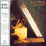 Lionheart (Japanese Mini-Vinyl CD) by Kate Bush