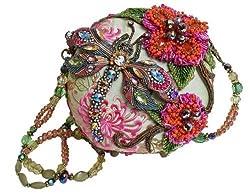 Dragonfly Convertible Clutch Handbag