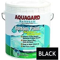 AQUAGARD #10101 Aquagard Waterbased Anti-Fouling Bottom Paint - 1Gal - Black