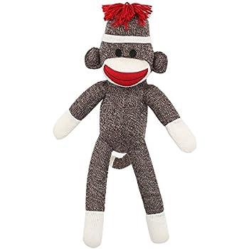 Amazon Com Schylling Sock Monkey Toys Amp Games