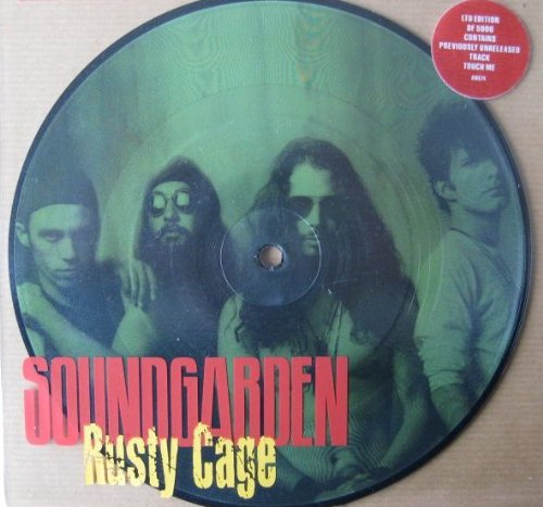 - Rusty Cage (Picture Disc)