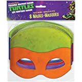 TMNT Party Masks [8 Per Pack]