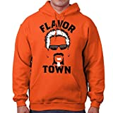 Brisco Brands Flavor Town Guy Fieri Funny Meme Foodie Hoodie Sweatshirt