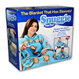SNUGGIE Designer ~ MONKEYS ~ Now With Pockets!