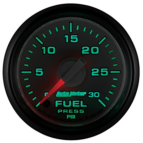 Auto Meter 8560 Factory Match 2-1/16'' 0-30 PSI Fuel Pressure for Dodge by Auto Meter (Image #2)