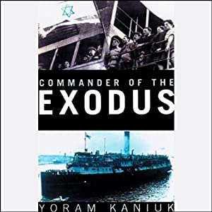 Commander of the Exodus Audiobook
