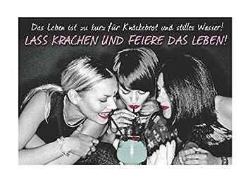 Depesche 8155 028 Gluckwunschkarte Undercover Mit Lustigem Motiv