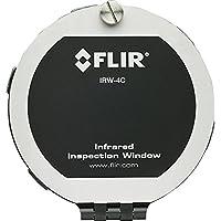 FLIR 19252-100 Infrared Inspection Window, 4 in.